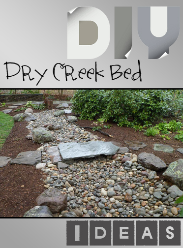 Diy Dry Creek Bed Ideas Bless My Weeds