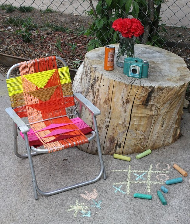 10 DIY Cool Patio Furniture Designs Page 2 of 11 Bless My Weeds