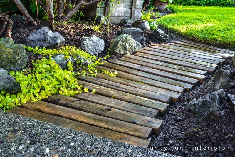 Pathway Ideas Part - 46: DIY Backyard Pathway Ideas