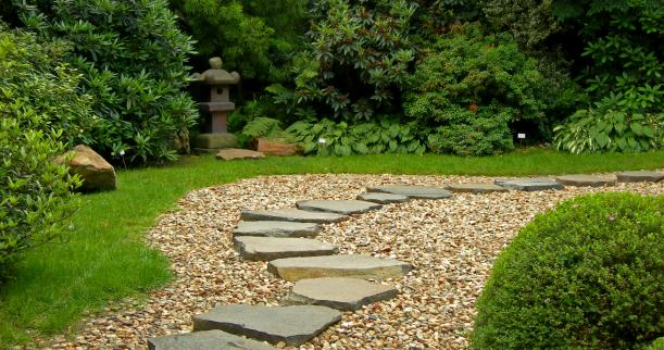 DIY Backyard Pathway Ideas ~ Page 10 of 12 ~ Bless My Weeds on Backyard Pathway Ideas id=26396