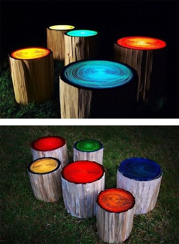 creative outdoor seating ideas ~ page 4 of 5 ~ bless my weedsCreative Outdoor Sitting Design #19