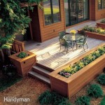 built in planter, DIY built in planter, garden planter, Gardening, home garden, garden hacks, garden tips and tricks, growing plants, gardening DIYs, gardening crafts, popular pin,