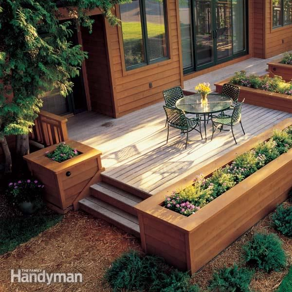 Gorgeous Built-In Planter Ideas - Bless My Weeds