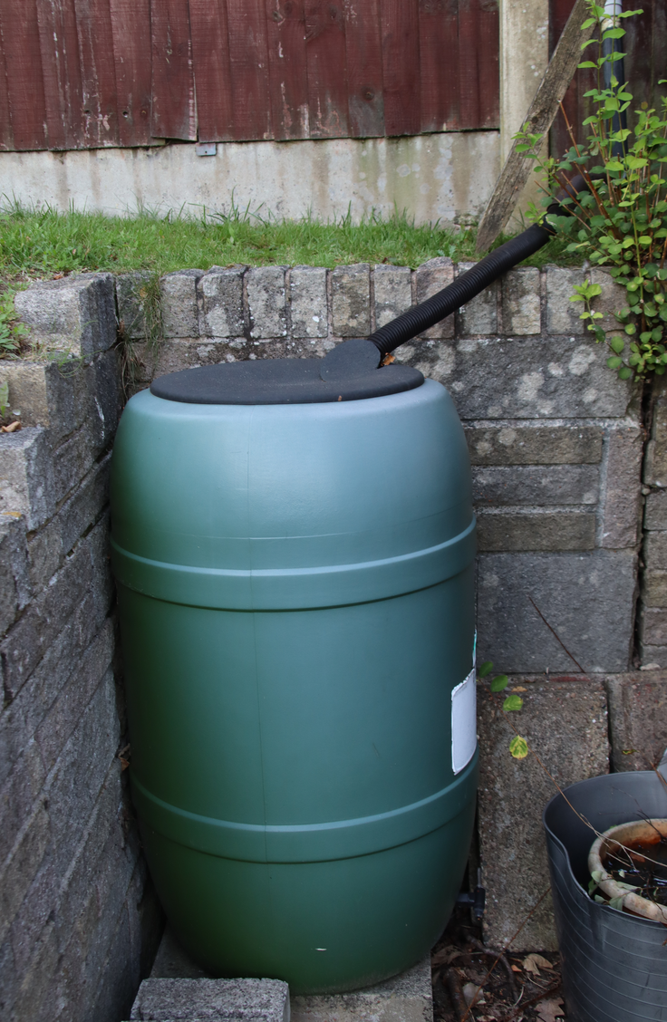 Here are 20 insanely clever gardening tips and hacks that make gardening easier. Try creating a rain barrel to help save money and the environment.
