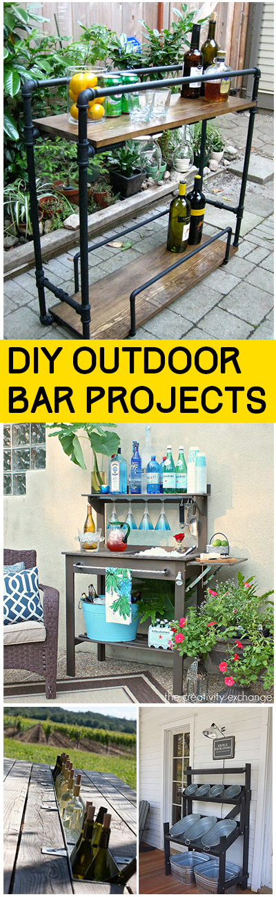 DIY Outdoor Bar Projects (1)