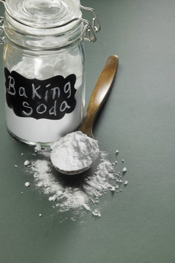 You should use baking soda in the garden for a whole host of benefits! From pest control to boosting the soil, baking soda in the garden is a great idea!