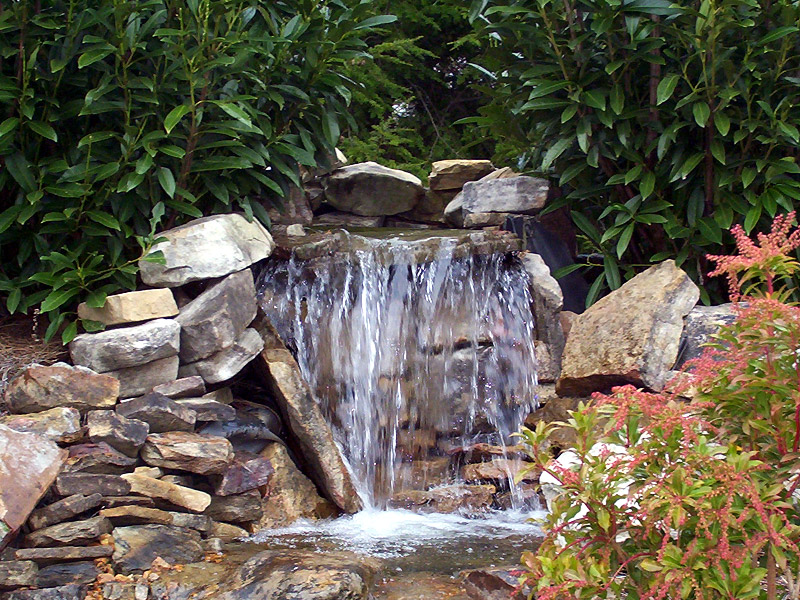 DIY Garden Waterfalls ~ Page 5 of 9 ~ Bless My Weeds