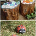 Garden project, mosaic projects, DIY garden mosaic, simple garden mosaics, tips and tricks, outdoor living, garden decor, popular pin, easy outdoor projects.