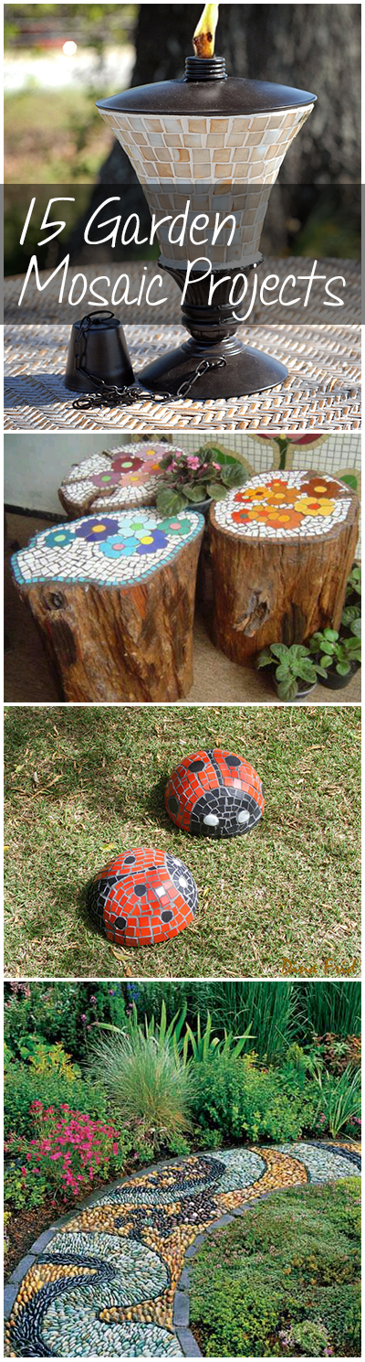 Garden project, mosaic projects, DIY garden mosaic, simple garden mosaics, tips and tricks, outdoor living, garden decor, popular pin, easy outdoor projects.