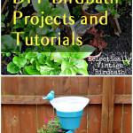 DIY Birdbath Projects and Tutorials
