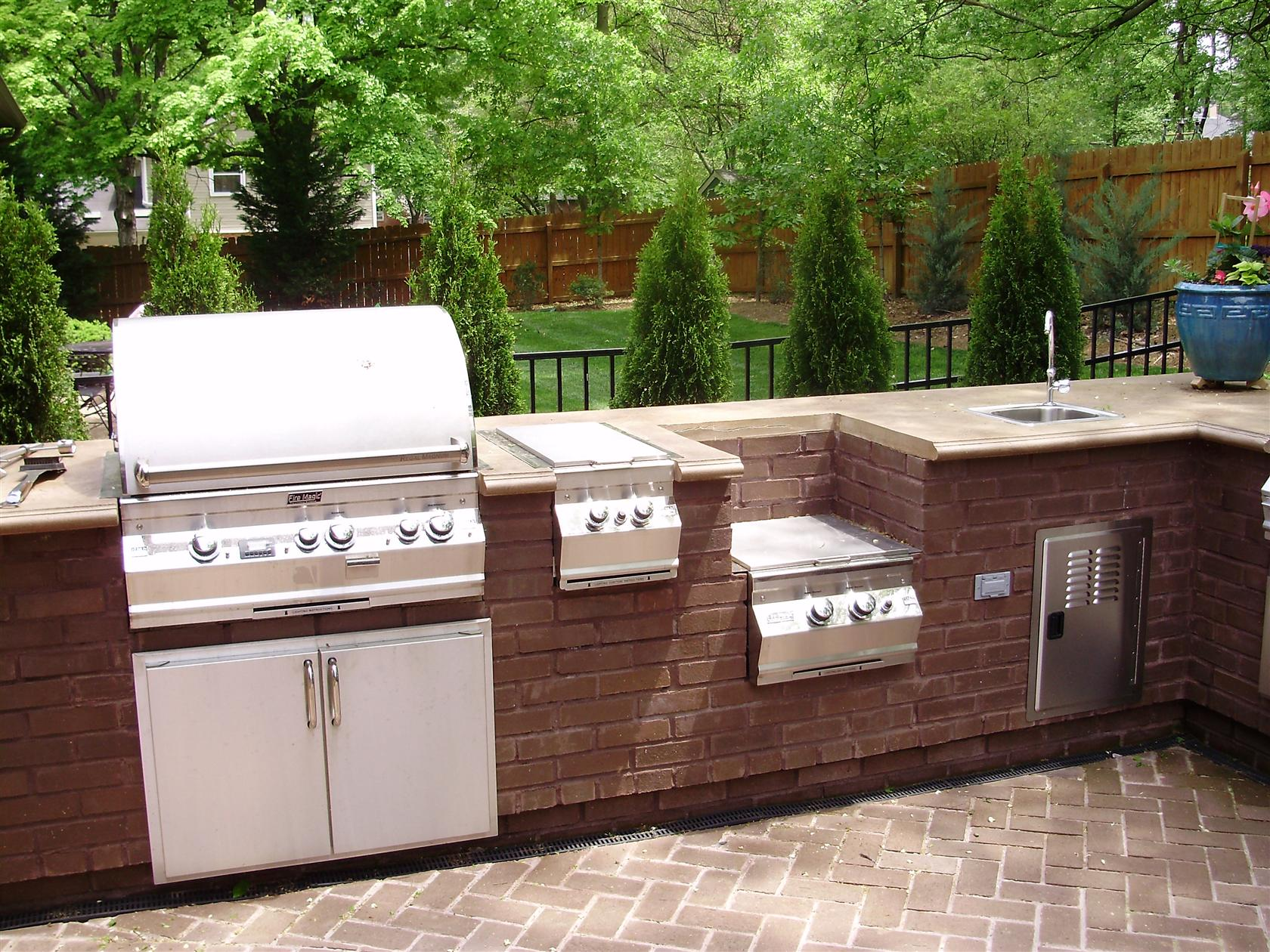 breathtaking how build outdoor kitchen | Amazing Outdoor Kitchen Ideas ~ Page 5 of 17 ~ Bless My Weeds
