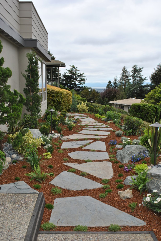 How to Landscape Without Grass ~ Page 3 of 16 ~ Bless My Weeds on Non Grass Backyard Ideas id=16218