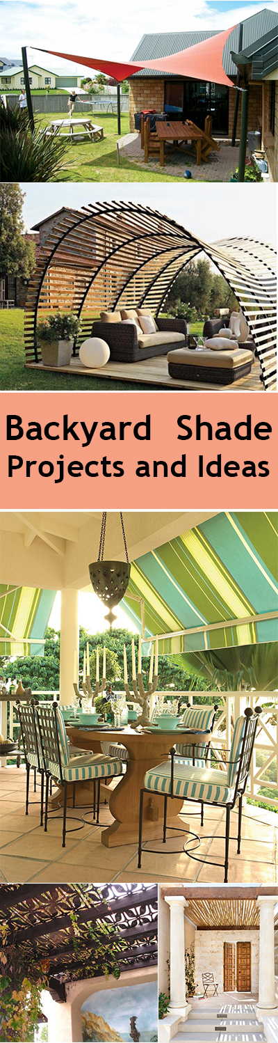 DIY backyard projects, backyard projects, DIY backyard upgrades, shade projects, yard shade projects, popular pin, DIY shade projects, outdoor living.