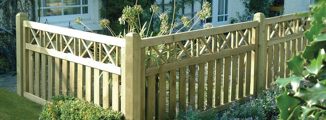 Types Of Front Garden Fencing: 18 Different Types Of Garden Fences