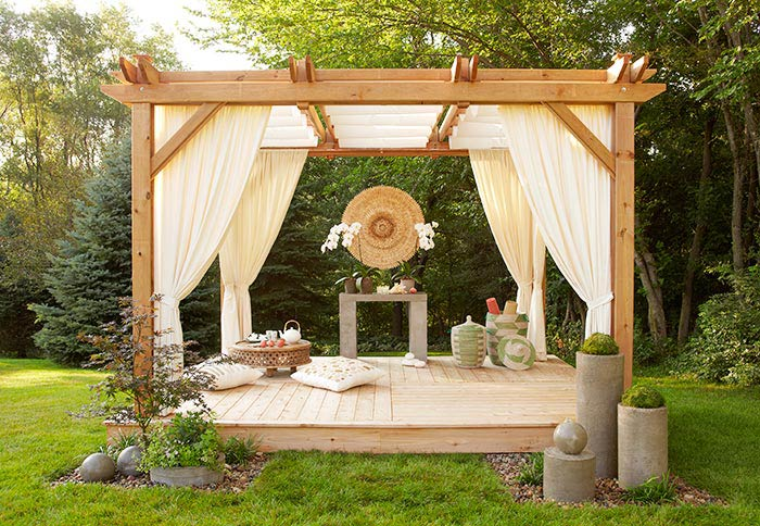 10 Simple Ways to Spruce up Your Backyard| Garden Ideas: Backyard Ideas, Garden Ideas, Gardening ideas, Landscaping Ideas, Landscaping Backyard, Landscape Ideas, Landscaping Ideas, Landscaping on a Budget