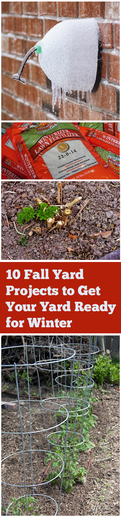 10 Fall Yard Projects to Get Your Yard Ready for Winter
