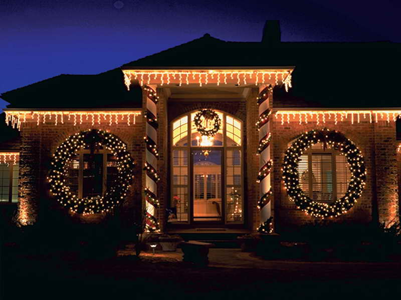 lights - Exterior Christmas Lights Ideas