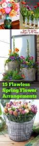 15 Flawless Spring Flower Arrangements