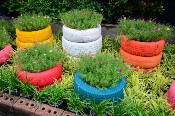 8 Projects that Use Recycled Materials (for Your Garden)