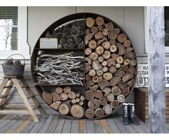 Outdoor firewood, outdoor projects, DIY outdoors, outdoor living, popular pin, DIY projects, firewood racks, outdoor storage.