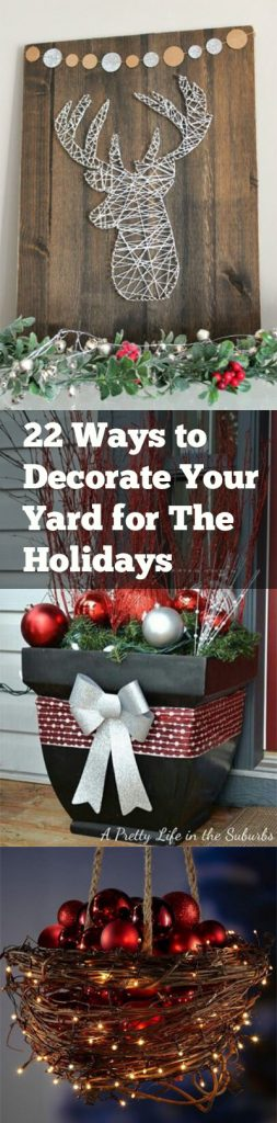 Yard Decorations, Holiday Yard Decorations, Holiday Decor, Popular Pin, Christmas Decoration, Outdoor Christmas Decorations, Christmas Decorations for Your Yard.