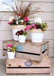 Spring, Spring Porch Decorations, How to Decorate Your Porch for Spring, Spring Porch, Decorating for Spring, How to Decorate for Spring, Popular Pin, Porch Decor, Easter Porch Decor.