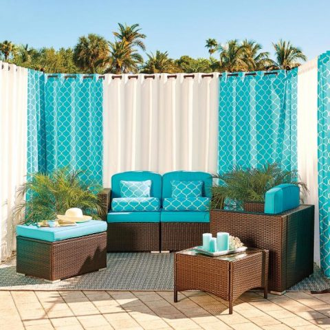 12 Ways to Add Privacy to Your Patio - How to Add Privacy to Your Patio, Adding Privacy to Your Yard, Adding Privacy to Your Patio, Add Privacy to Your Porch, Popular Pin