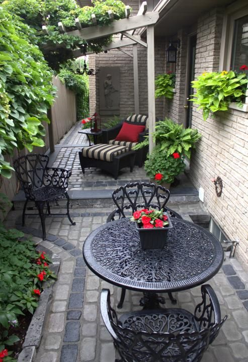 Nice Landscaping Ideas Perfect For Your Side Yard
