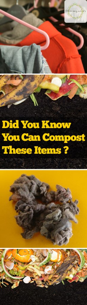 Did You Know You Can Compost These Items? - Bless My Weeds| Composting, Composting Tips and Tricks, How to Compost, Items to Compost, Things to Compost, Items Perfect for Composting, How to Add Compost To Your Garden, Popular Pin