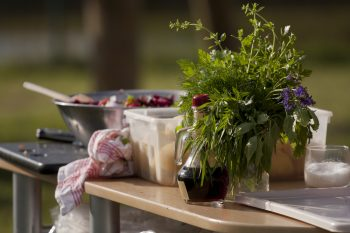 Outdoor Kitchen Ideas: Get Your Apron On! - Bless My Weeds   Outdoor Kitchen Ideas   DIY Outdoor Kitchen   Outdoor Kitchens