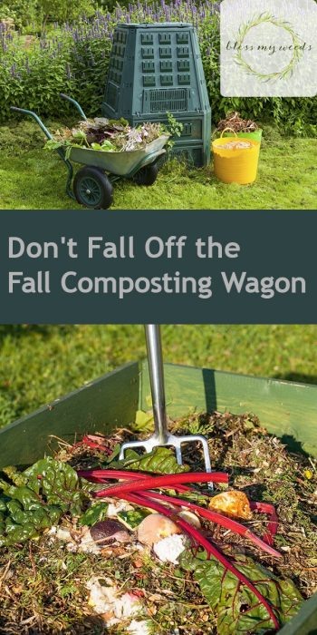 Fall Composting | Fall Composting Tips and Tricks | Composting | DIY Composting | Gardens and Compost | Compost Tips and Tricks