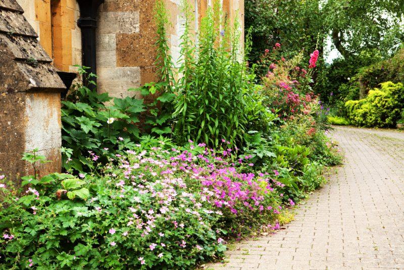 Garden Design: Victorian Garden Elements