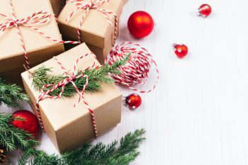 Evergreens | Gifts Adorned with Evergreens | Gift Wrapped with Evergreens | Evergreen Gifts | Gifts with Evergreens | Evergreen Decor | Evergreen Decorations | Evergreen Tips and Tricks