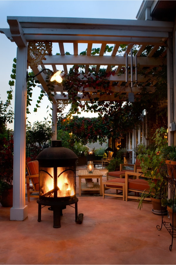 patio decor | patio | outdoor living | patio ideas | functional patio | beautiful patio | outdoor decor | decor