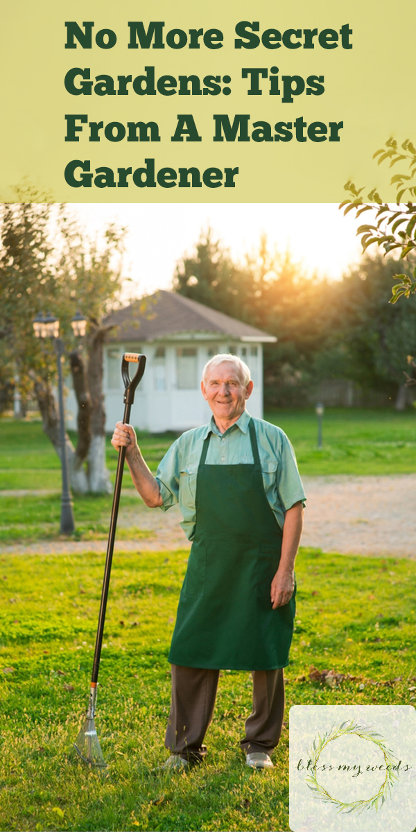tips from a master gardener | gardening tips and tricks | master gardener tips | gardening | garden | gardener | gardening tips | gardening tricks | tips and tricks