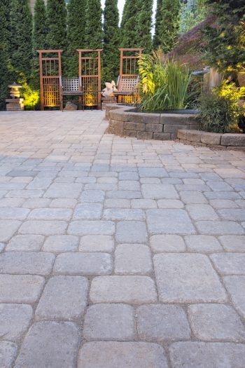 Geometric Patio Patterns | DIY | DIY yard | patio | patios | patio design | patio patterns