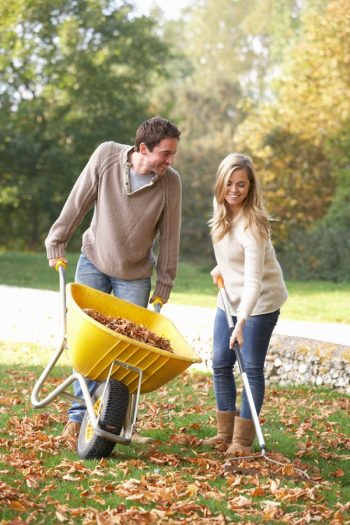 We all hate having to do chores but if you follow these tips, leaf raking can actually be fun