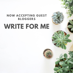 Bless My Weeds | Guest Bloggers