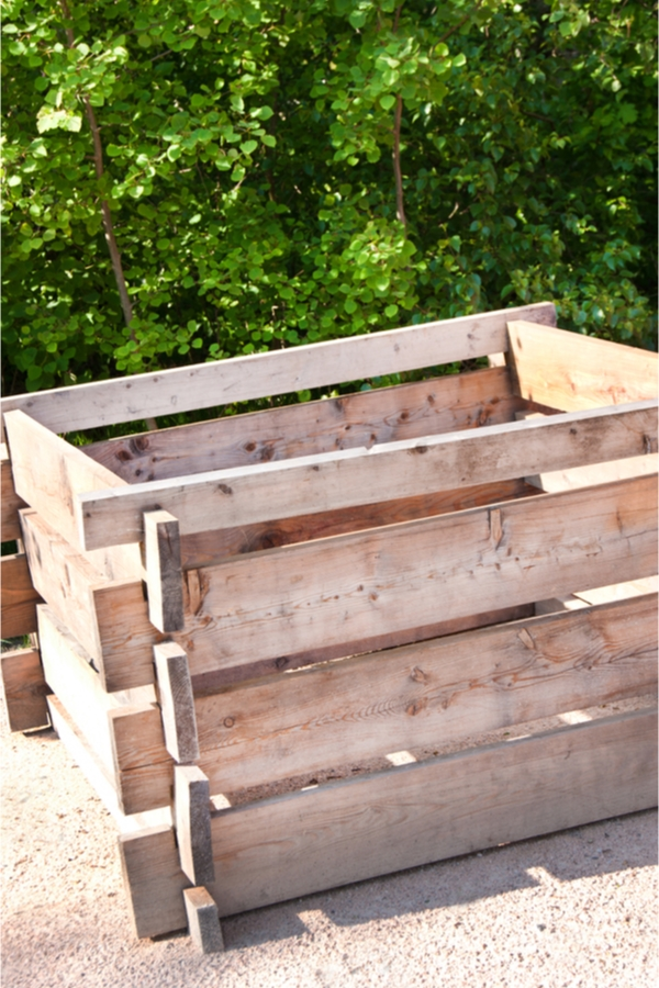 If you're like me, you've got a little extra time on your hands right now, so why not spend it in your yard if the weather cooperates? Here are some fun DIY yard ideas to make your outdoor living space the best yet! You can even make your own DIY compost bin.