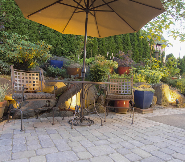 Budget Backyard Patio Designs