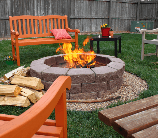 Fire Pit Ideas for the Backyard