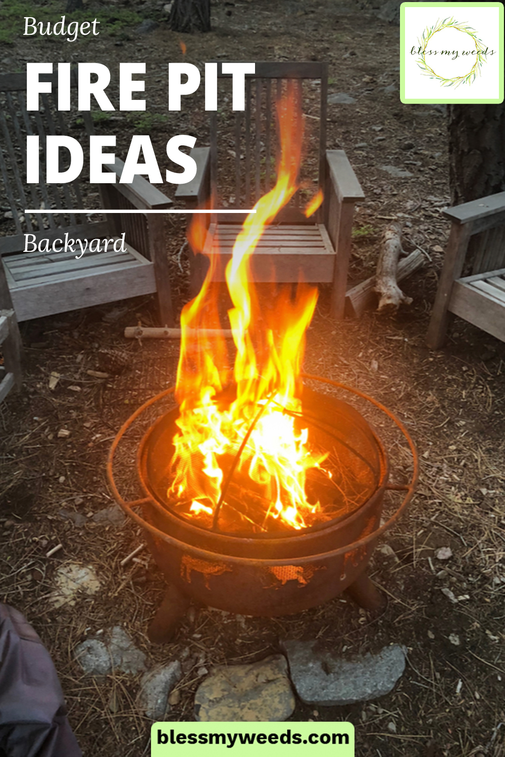 Fire Pit Ideas For The Backyard: On A Budget, Small ...