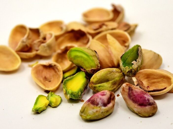 creative uses of pistachio shells